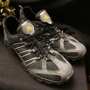 Adidas- Size: 10-1/2, Anywhere Grey Shoes